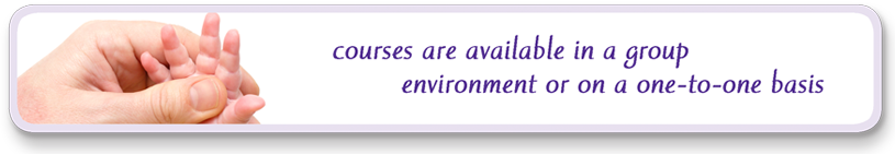 course are available in a group enviromnent or on a one-to-one basis